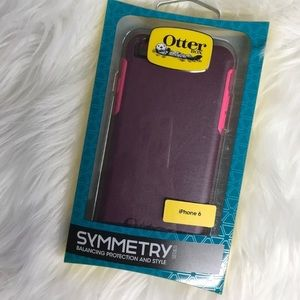 Otter box Symmetry case for iPhone 6
